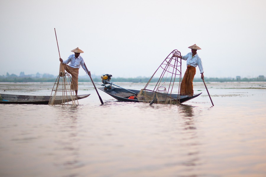 Lake Inle fishermen-9497